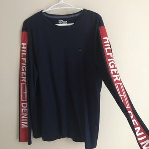 Tommy Hilfiger long sleeved tee